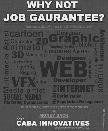 Job guaranteed courses