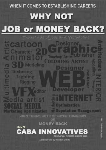 100% Job Guarantee Courses